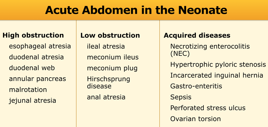 Tremendous The Radiology Assistant Acute Abdomen In Neonates Gmtry Best Dining Table And Chair Ideas Images Gmtryco